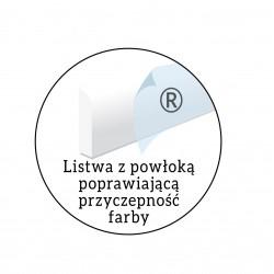 Listwa przypodłogowa, cokół Creativa LPC-06 244cm