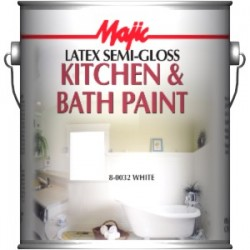 Farba do kuchni i łazienki MAJIC LATEX KITCHEN & BATH PAINT 8-0032