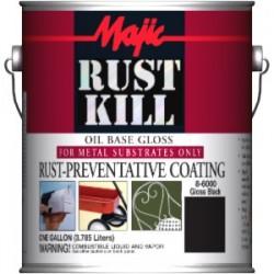 Antykorozyjna farba bezpośrednio na rdzę Majic Rust-Kill 6000