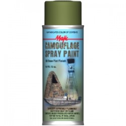 Farba do kamuflażu  MAJIC CAMOUFLAGE PAINT 8-0850 - Majic Paints
