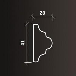 Listwa dekoracyjna ścienna wzór 1.51.308 Europlast