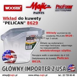 Wkłady do Wooster Pelican Poręczne małe wiaderko do odcięć - WOOSTER
