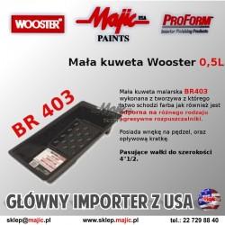 Mała kuweta malarska Wooster BR403 - Wooster