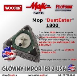 """Dust Eater - """"Porzeracz kurzu"""" 1800 Odpylanie gładzi - WOOSTER USA"""