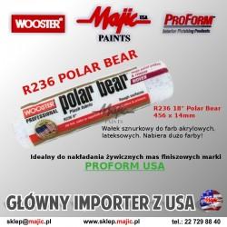 """Wałek Polar Bear R236 9"""" 14mm"""