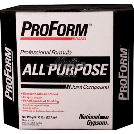 All Purpose Joint Compound 22kg (3,5 Gal)
