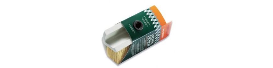 Profesjonalne narzędzia do szlifowania gładzi, odpylania gładzi, skrobanie tapet, szczotki ryżowe itp.