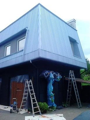 Farba na dach Majic