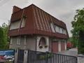 skorodowany dach przed malowaniem